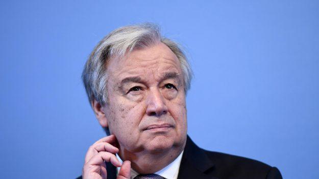 accordo nucleare iran, nucleare iraniano, Antonio Guterres, Donald Trump, Sicilia, Mondo