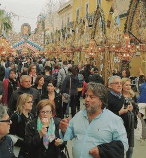 Visite record a San Biagio per gli Archi di Pane