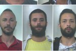 Blitz anti-droga allo Zen di Palermo, nomi e foto degli 8 coinvolti