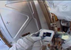 Il video pubblicato dall'Agenzia spaziale americana