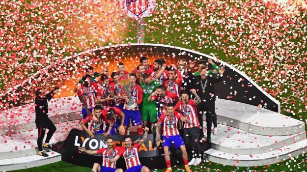 Atletico Madrid Europa League, Antoine Griezmann, Sicilia, Sport