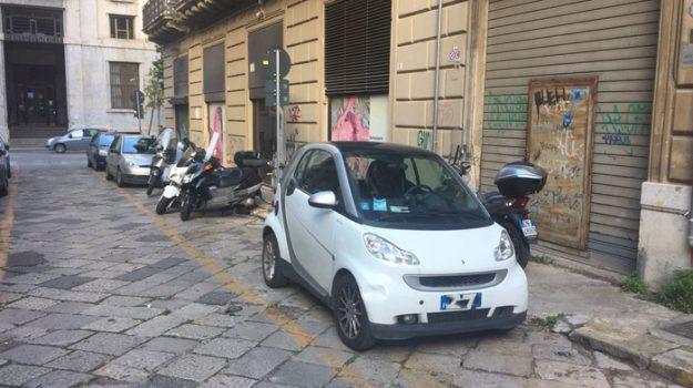 auto forello divieto di sosta, capogruppo m5s comune palermo, Ugo Forello, Palermo, Cronaca