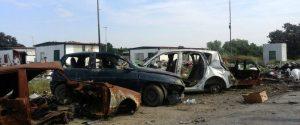 Auto rubate, smontate e rivendute a pezzi: blitz fra Palermo e Misilmeri