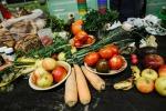 Consumi da record per frutta e verdura, 8,5 miliardi di kg