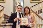 Debutta a Londra premio sommelier del consorzio Valpolicella