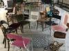 A Pisa sedie terzo paradiso Pistoletto