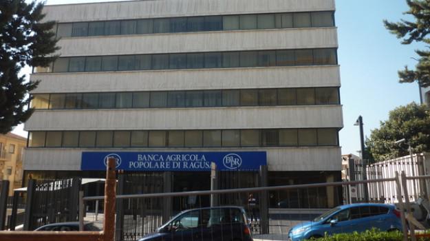 banca agricola popolare di ragusa, Ragusa, Economia