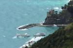 Traghetti 5 Terre tassa 1 euro a turista