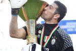 """Buffon, addio Juve: """"Sabato ultima partita in bianconero. Ritiro? Ci penso qualche altro giorno"""""""