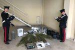 Palermo, blitz dei carabinieri allo Zen 2: droga e armi tra i padiglioni