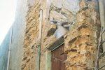 Lavori a Mazara, messa in sicurezza una casa pericolante