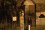 Notte di follia a Castellammare, le immagini dalla villa di Fraginesi