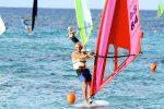 """A Mondello regata nazionale della classe windsurfer, il palermitano Casagrande in testa nei """"leggeri"""""""