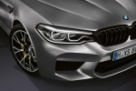 Bmw aggiunge alla gamma M5 la supersportiva Competition