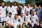 La nazionale di calcio italiana per la Dream World Cup