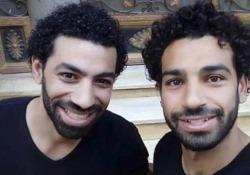 Ahmed Bahaa sembra il gemello dell'attaccante