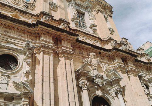 chiesa dell'immacolata trapani, Trapani, Cultura