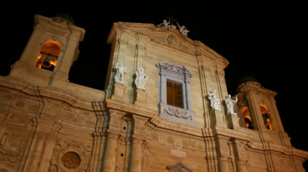 giornata mariana sacerdotale, Trapani, Cronaca