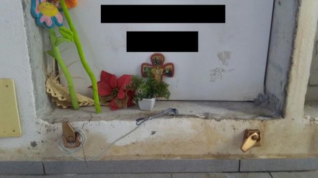 emergenza sanitaria cimitero mascalucia, Agata Montesanto, Angela Foti, Catania, Cronaca