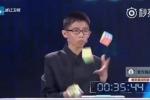 Il cinese Que Jianyu ha impiegato 5minuti e sei secondi
