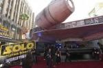 Cinema: a Hollywood la prima mondiale di «Solo:A Star Wars Story»