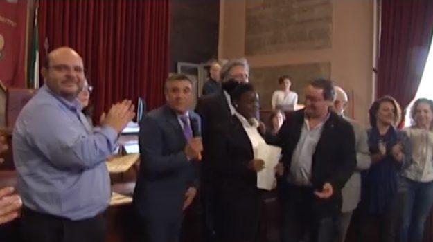 Palermo, cittadinanza onoraria a 82 minori stranieri