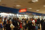 """Palermo, protestano gli addetti della Ksm: code alle partenze all'aeroporto """"Falcone-Borsellino"""""""