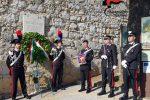 Erice, celebrato il 26esimo anniversario della morte del carabiniere Gennaro Esposito