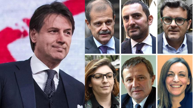 M5s Lega, nuovo governo, Giuseppe Conte, Lega, M5s, Sicilia, Politica