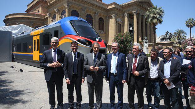 Ferrovie treni Sicilia, Sicilia, Economia
