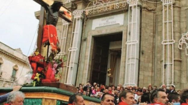 cristo nero siculiana, Agrigento, Cultura