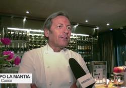 Da Filippo La Mantia l'aperitivo trentin-siciliano con bollicine e sfincione