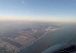 Il volo British sorvola Islanda, Groenlandia e Stati Uniti