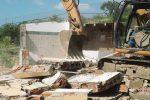 Abusivismo a Licata, tre nuove ordinanze di demolizione