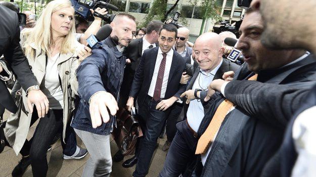 accordo m5s lega, governo lega-m5s, Governo M5s Lega, nuovo governo, Luigi Di Maio, Matteo Salvini, Sergio Mattarella, Sicilia, Politica