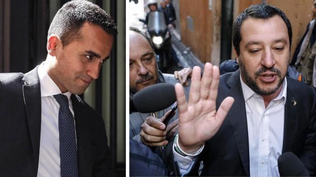 contratto governo m5s lega, governo lega-m5s, Governo M5s Lega, nuovo governo, Luigi Di Maio, Matteo Salvini, Sergio Mattarella, Sicilia, Politica