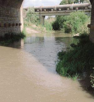 Il travaso avviato nella diga Nicoletti