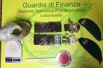 Tenta di vendere hashish agli agenti in borghese: pusher arrestato a Caltanissetta