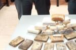 Trovato con 3 chili di droga in auto, arrestato a Partinico