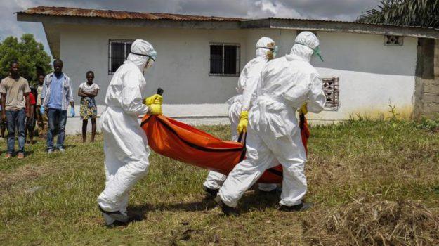Ebola Congo, Sicilia, Mondo