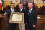 Parma assegna il primo premio alla creatività gastronomica