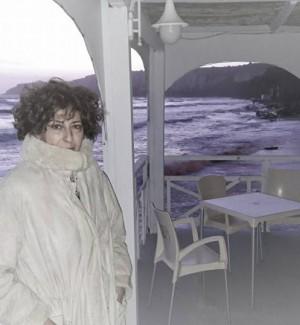 L'assessore Mariella Ippolito sul litorale di Eraclea Minoa