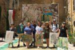 Dalla Russia ad Agrigento per la pittura, scambio culturale con l'Accademia Michelangelo