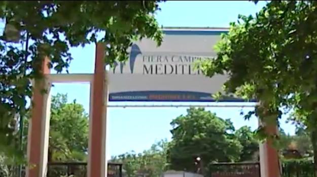 fiera del mediterraneo palermo, Palermo, Economia
