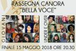 """Palermo, finale del festival canoro """"Bella Voce"""": in 22 si contendono il podio"""