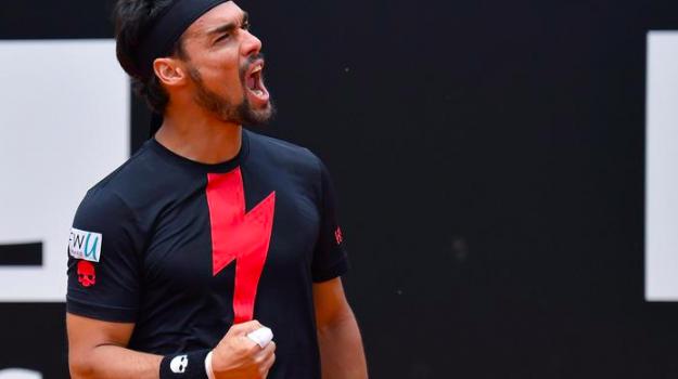 ranking atp, Tennis, Fabio Fognini, Sicilia, Sport