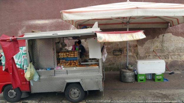 pane e panelle, polizia municipale, sequestro, Giuseppe Marchese, Palermo, Cronaca