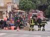 Tubatura del gas riparata, allarme rientrato: le immagini da Partanna Mondello