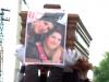 Palermo, rabbia a Brancaccio ai funerali delle due donne investite