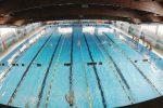 La piscina comunale di Trapani